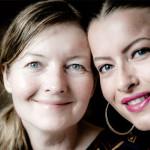 foto van: patiënt en dochter